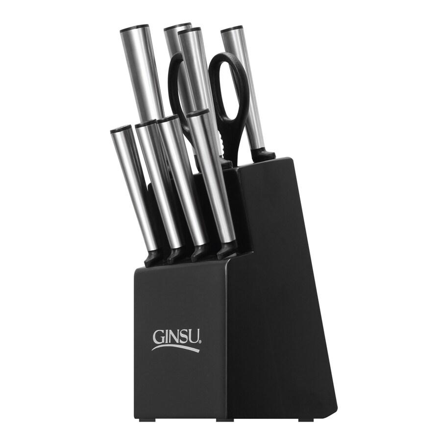 Ginsu Black Knife