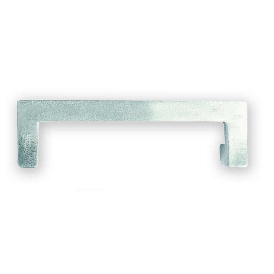 Michael Aram 3-in Center-to-Center Wire-Brushed Aluminum Bar Cabinet Pull