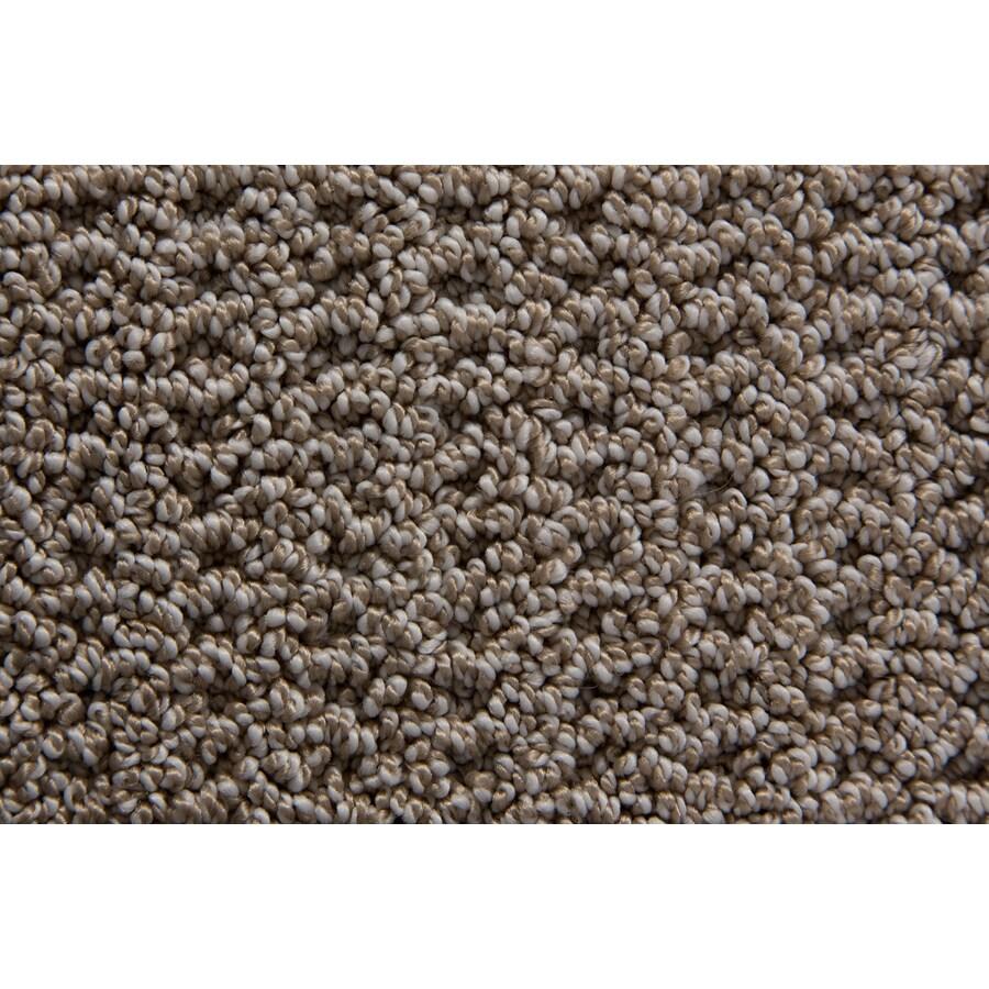 STAINMASTER TruSoft Merriment Flannel Pattern Interior Carpet