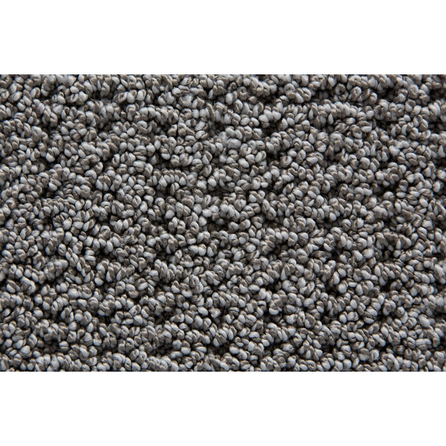 STAINMASTER TruSoft Merriment Thunder Pattern Interior Carpet