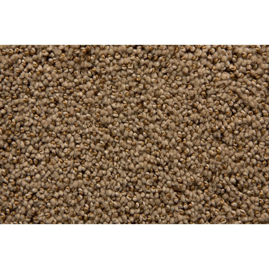 STAINMASTER TruSoft Mixology Praline Pattern Interior Carpet