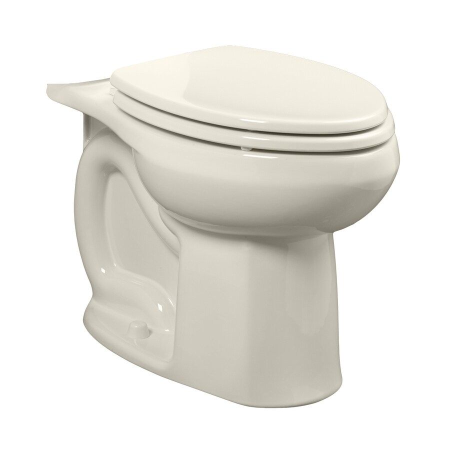 American Standard Colony Linen Elongated Chair Height Toilet Bowl