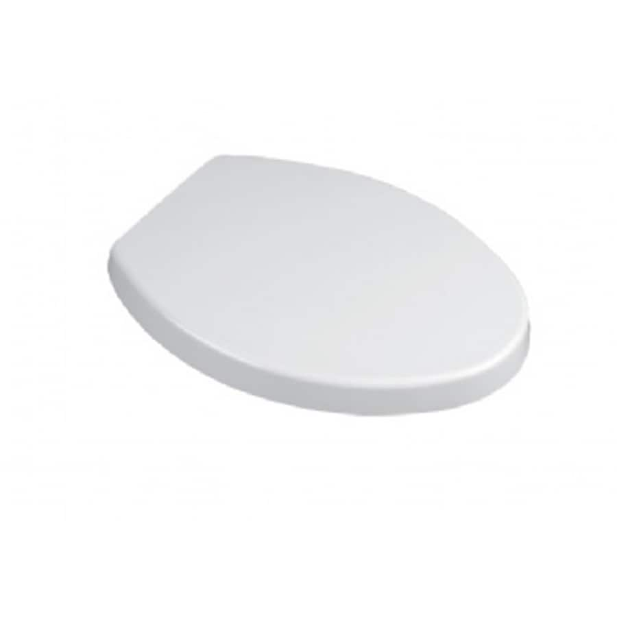 American Standard Plastic Elongated Slow-Close Toilet Seat