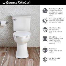 American Standard Acticlean White Watersense Labeled