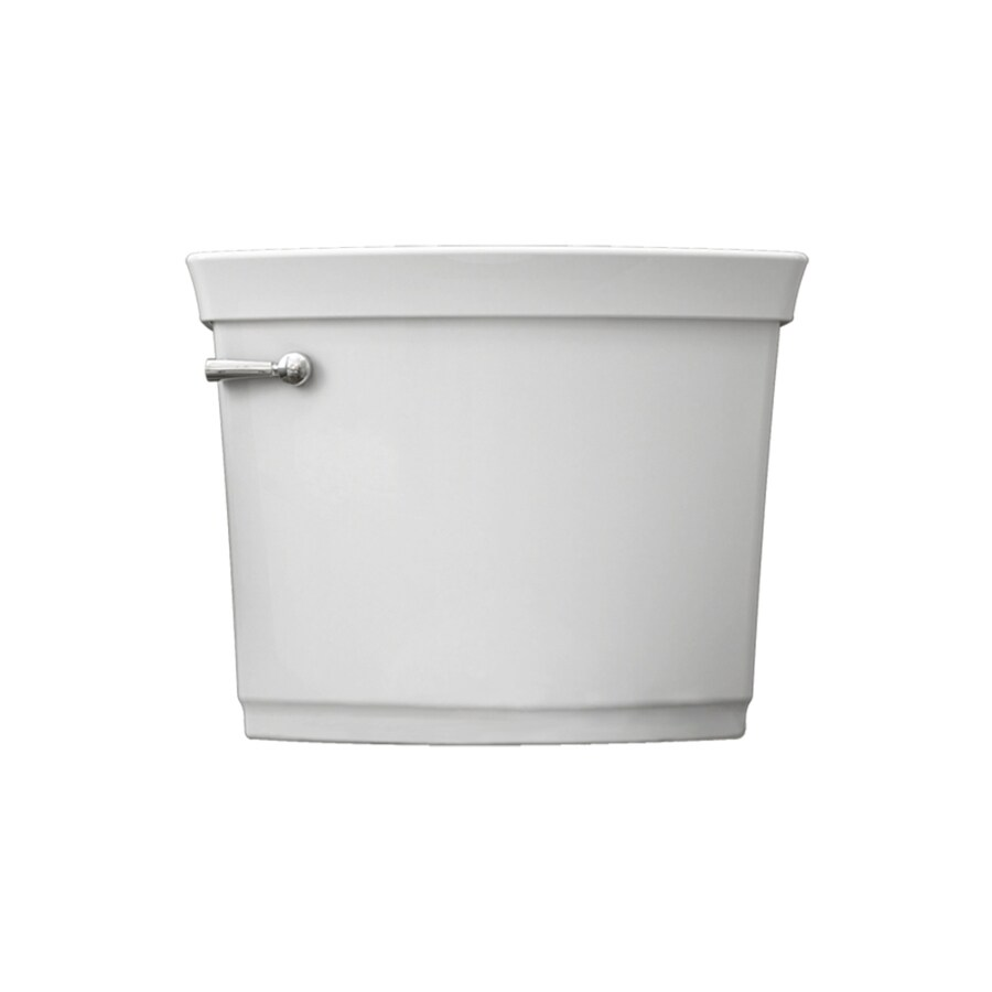 American Standard Ultima Vormax White 1.28-GPF (4.85-LPF) 12 Rough-In Single-Flush High-Efficiency Toilet Tank