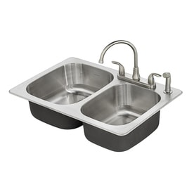 Best Brand Undermount All In One Double Bowl Kitchen Sinks