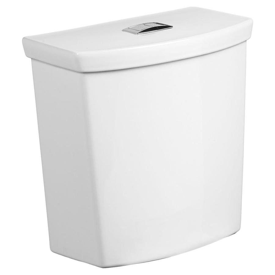 American Standard H2Option White 1.1-GPF (4.16-LPF) 12 Rough-In Dual-Flush High-Efficiency Toilet Tank