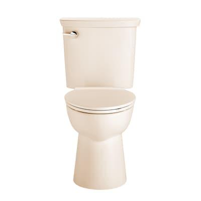 Terrific Vormax Bone Watersense Elongated Standard Height 2 Piece Toilet 12 In Rough In Size Beatyapartments Chair Design Images Beatyapartmentscom