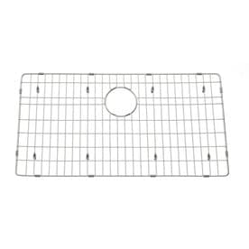 american standard 29 92 in x 16 26 in sink grid shop kitchen sink accessories at lowes com  rh   lowes com