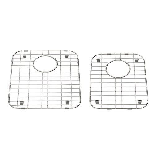 2-Pack 13.39-in x 16.06-in Sink Grids