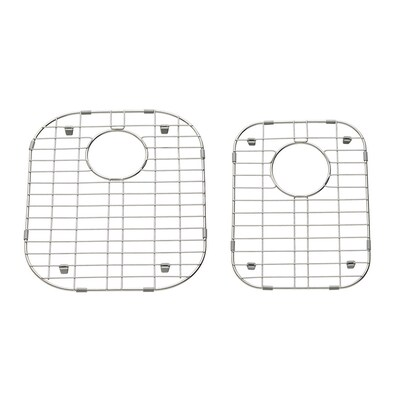 2-Pack 13.19-in x 15.95-in Sink Grids