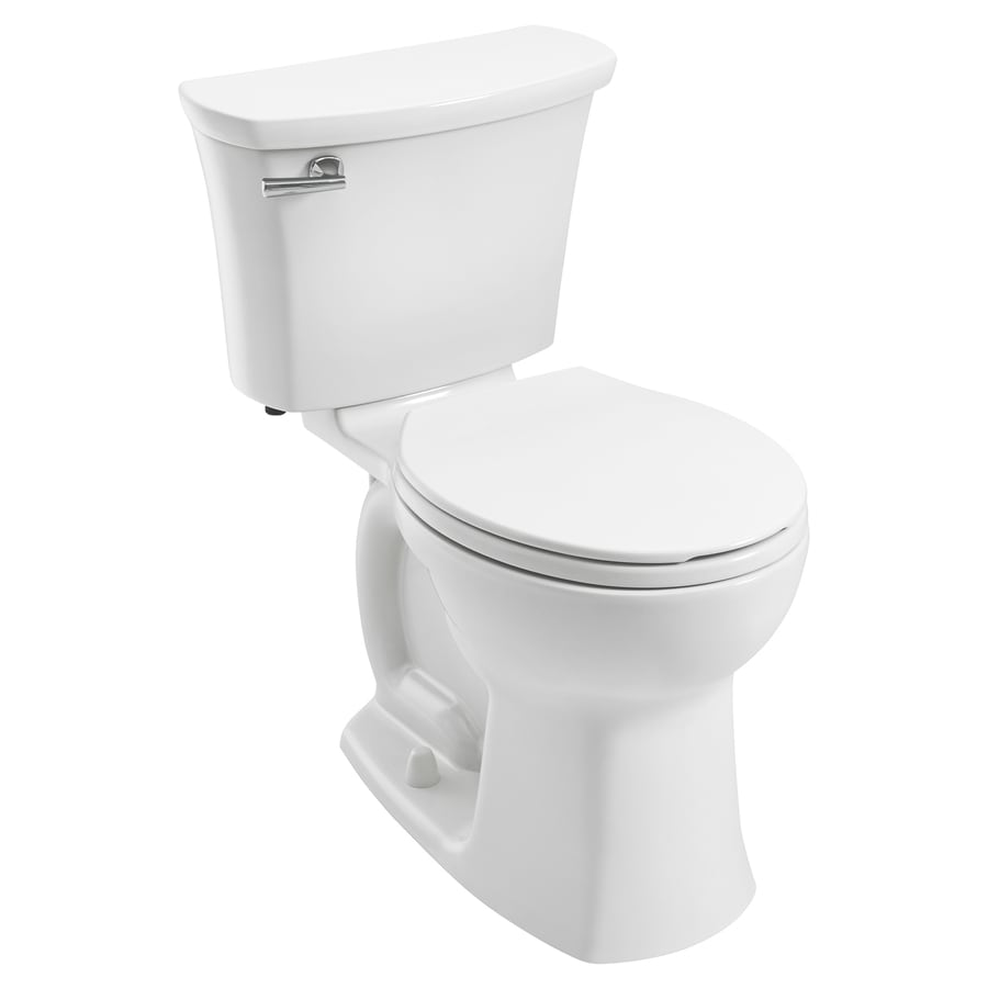 American Standard Edgemere White Watersense Elongated