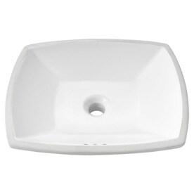 American Standard Undermount Bathroom Sinks At Lowes Com