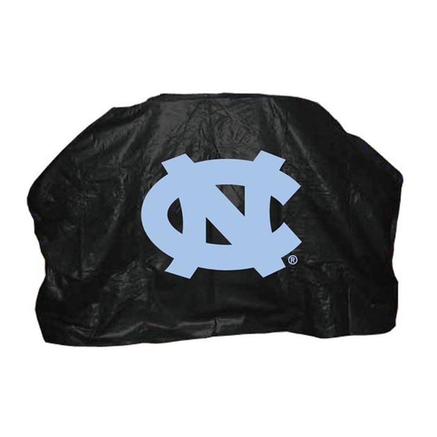 Seasonal Designs, Inc. 59-in x 42-in Vinyl North Carolina Tar Heels Grill Cover Fits Most Universal