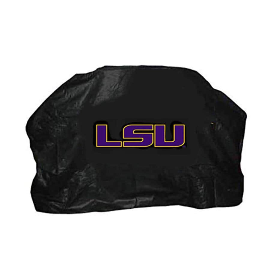Seasonal Designs, Inc. LSU Tigers Vinyl 59-in Cover