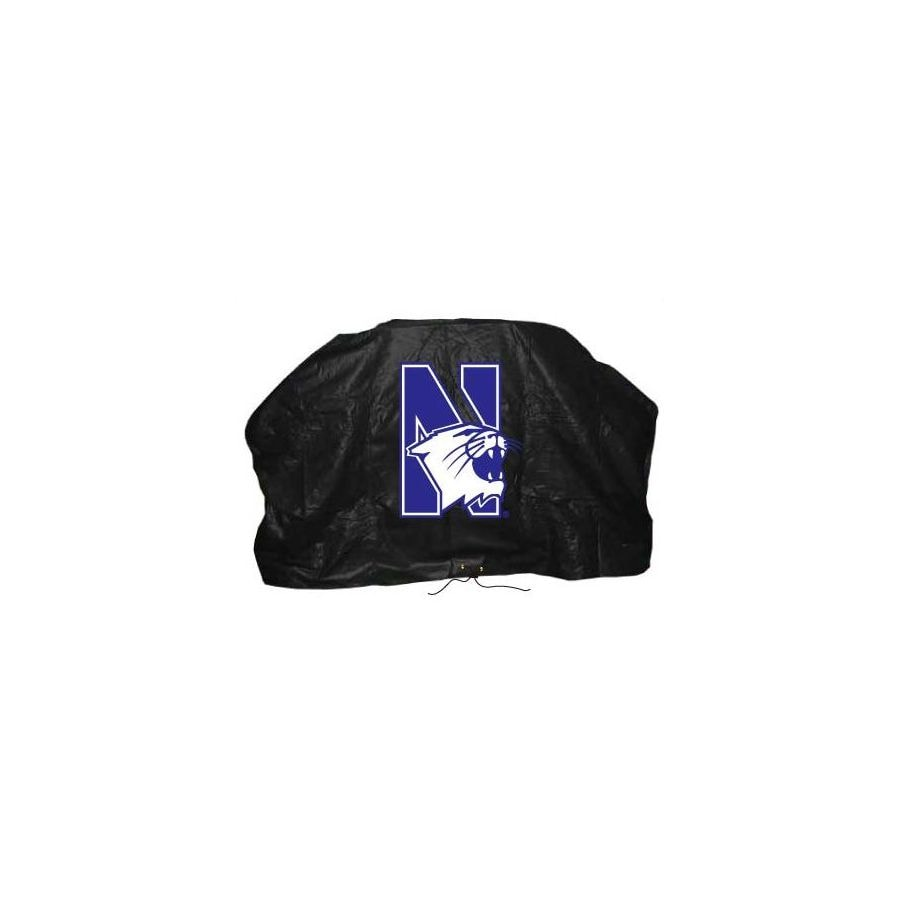 Seasonal Designs, Inc. 59-in x 42-in Vinyl Northwestern Wildcats Cover