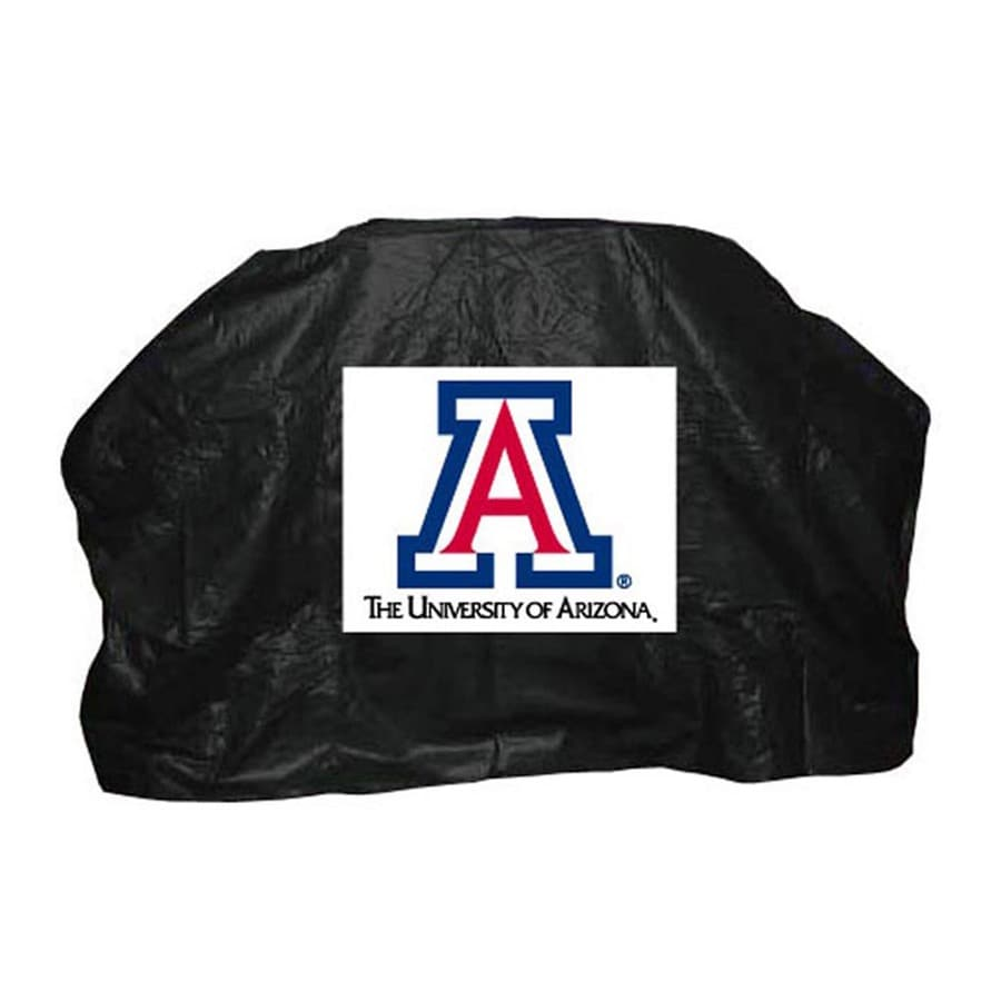 Seasonal Designs, Inc. 59-in x 42-in Vinyl Arizona Wildcats Grill Cover Fits Most Universal