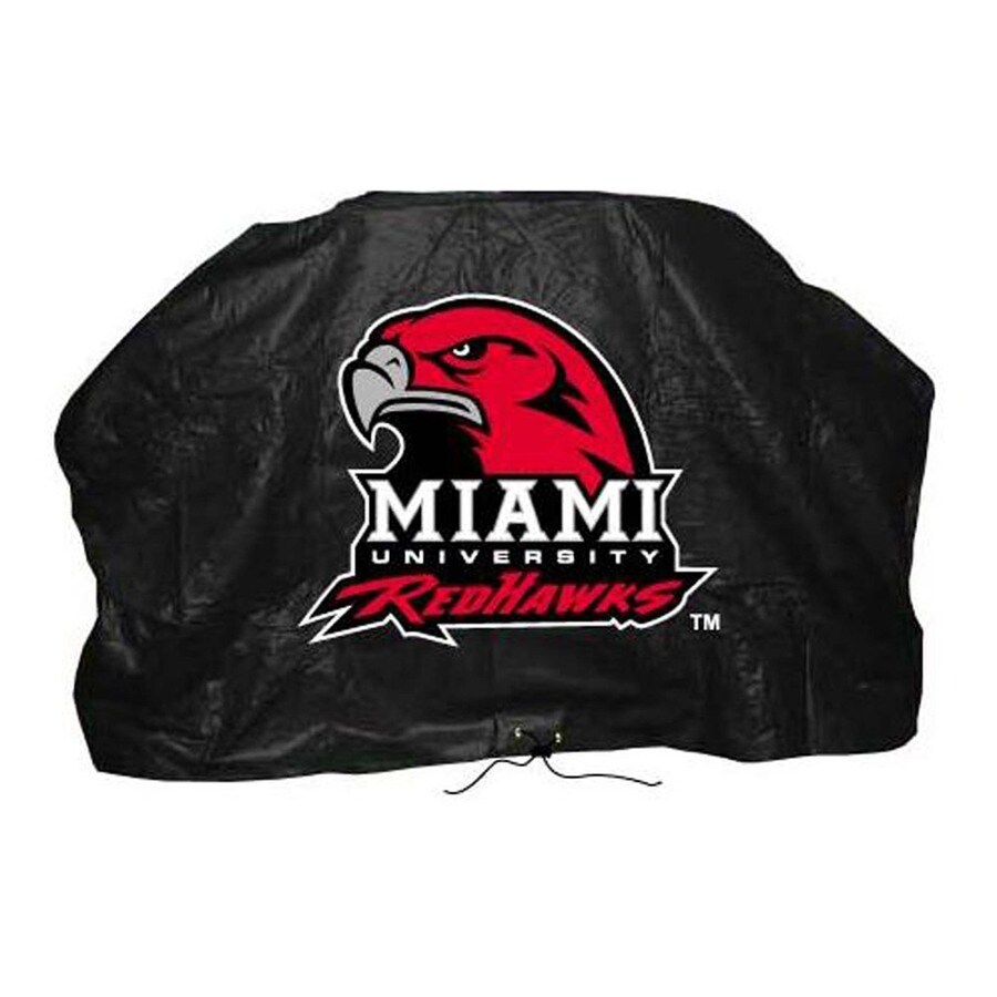 Seasonal Designs, Inc. 59-in x 42-in Vinyl Miami Redhawks Cover