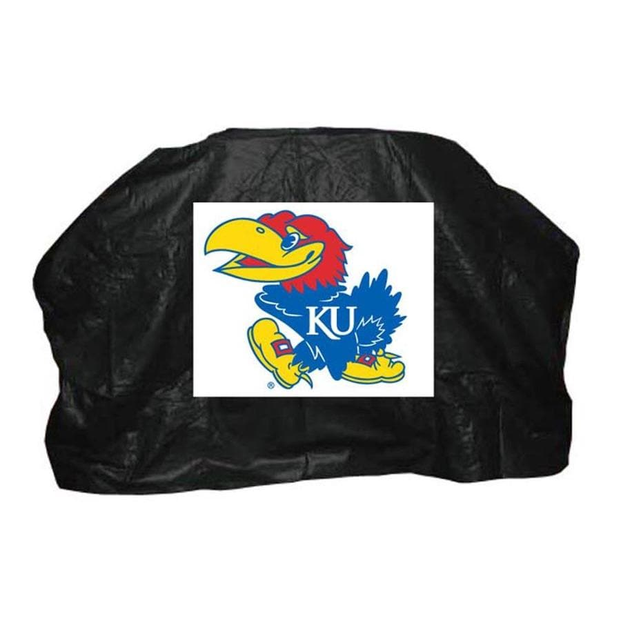 Seasonal Designs, Inc. Kansas Jayhawks Vinyl 59-in Cover