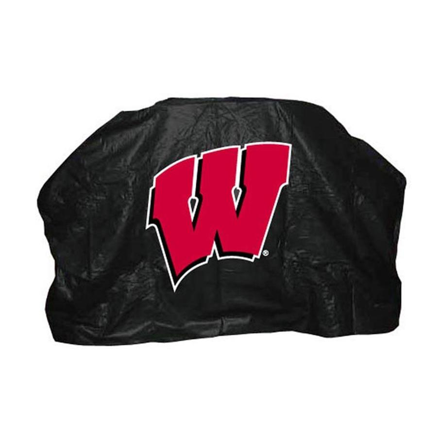 Seasonal Designs, Inc. 59-in x 42-in Vinyl Wisconsin Badgers Cover