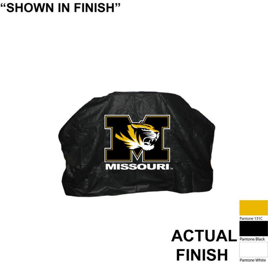Seasonal Designs, Inc. 68-in x 43-in Vinyl Missouri Tigers Cover