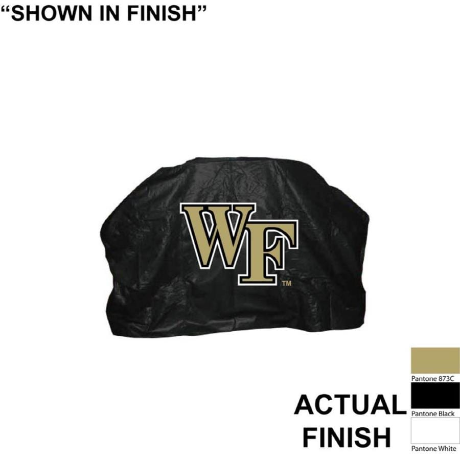 Seasonal Designs, Inc. 68-in x 43-in Vinyl Wake Forest Demon Deacons Cover