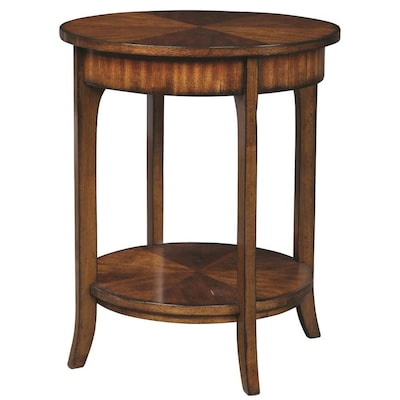 Stupendous Global Direct Warm Old Barn Wood Veneer End Table At Lowes Com Home Interior And Landscaping Mentranervesignezvosmurscom