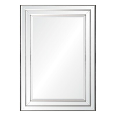 Mirror Beveled Wall
