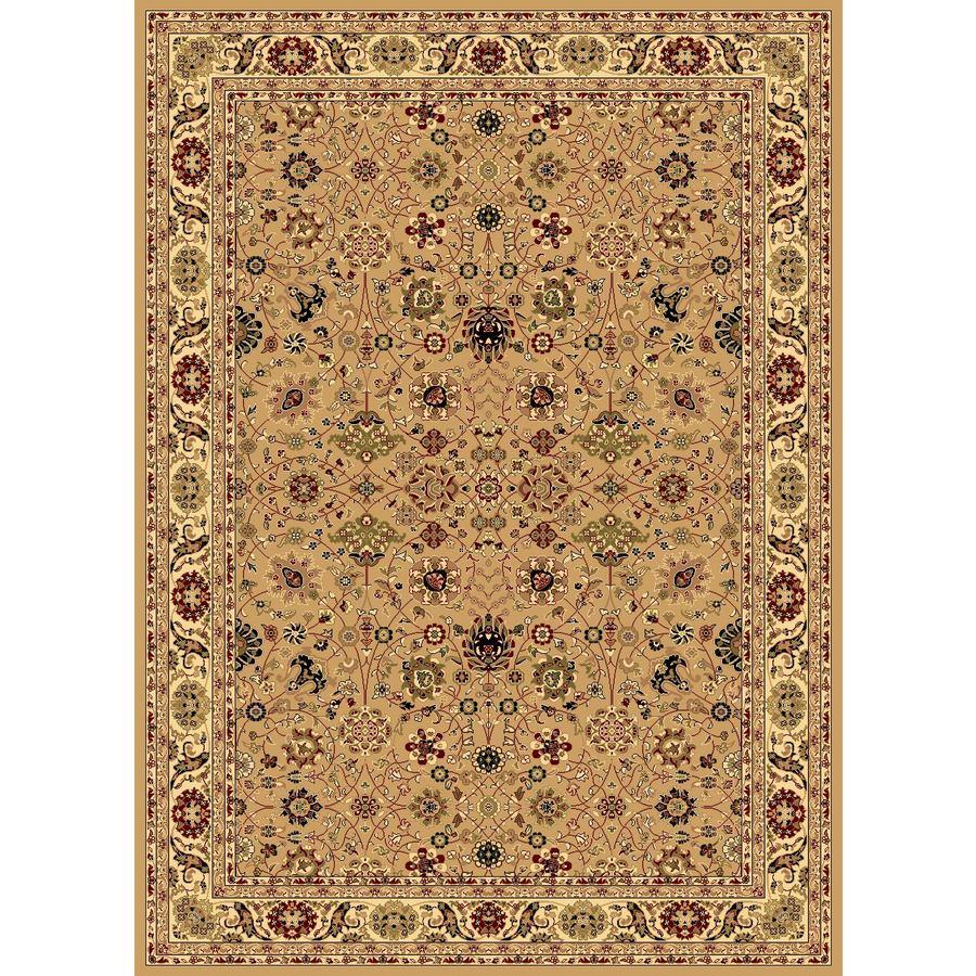 Shop Rugs America New Vision Tabriz Berber Rectangular Indoor Woven