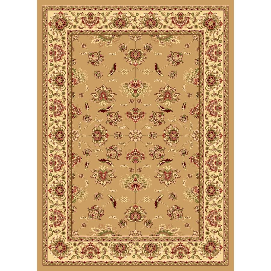 Shop Rugs America New Vision Kashan Berber Rectangular