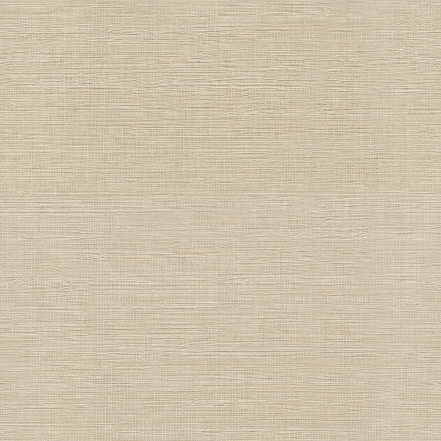 Shop Allen Roth Beige Fabric Backed Vinyl Unpasted