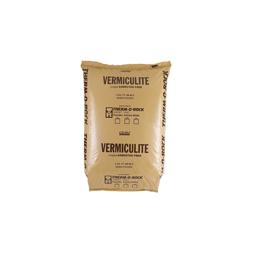 Therm-O-Rock 2-cu ft Organic Vermiculite