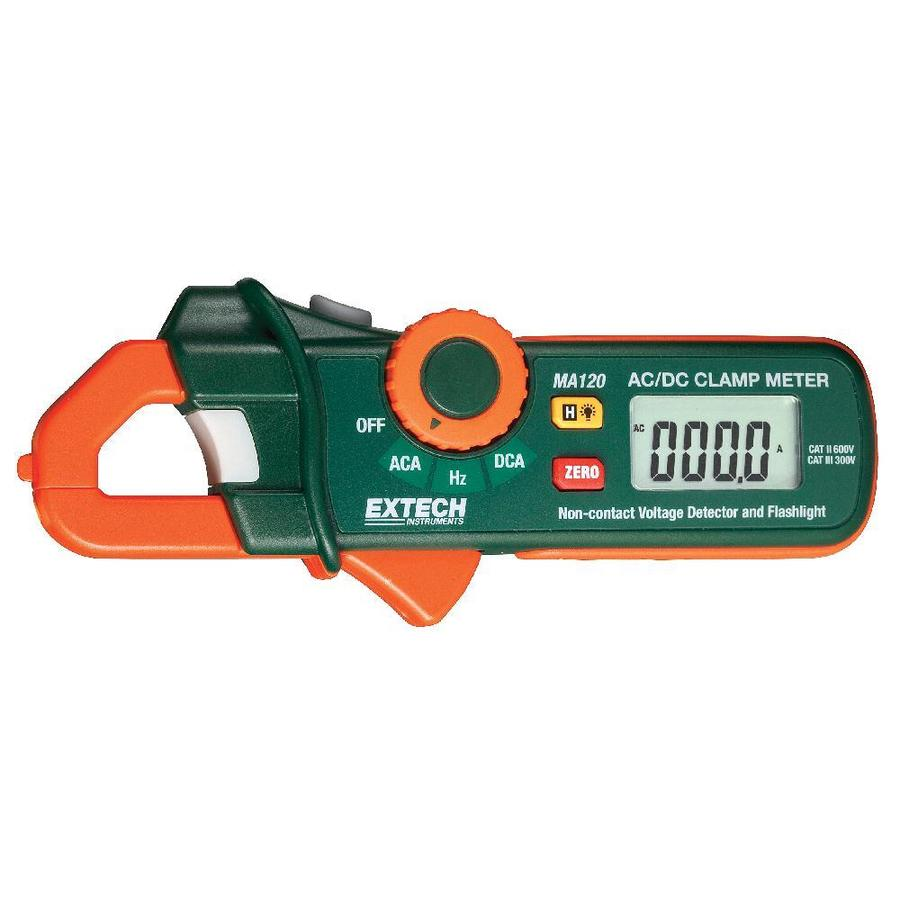 Extech Digital Ncv Detector Clamp Meter