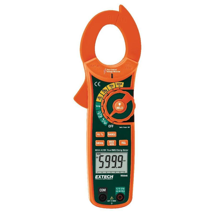 Extech Digital 600-Volt Clamp Meter
