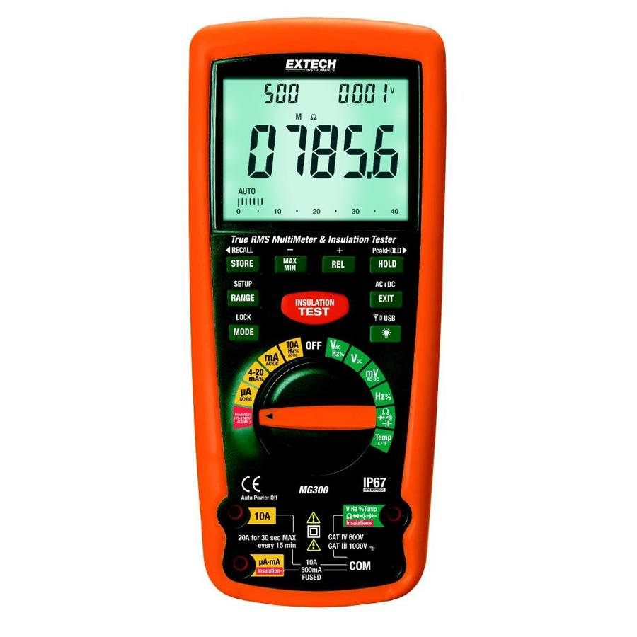 Extech Digital Up to 1,000-Volt Clamp Meter