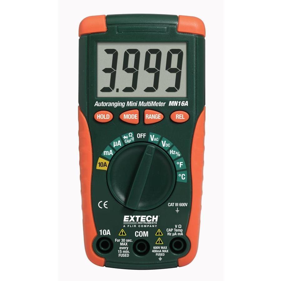 Extech Digital Multimeter Meter