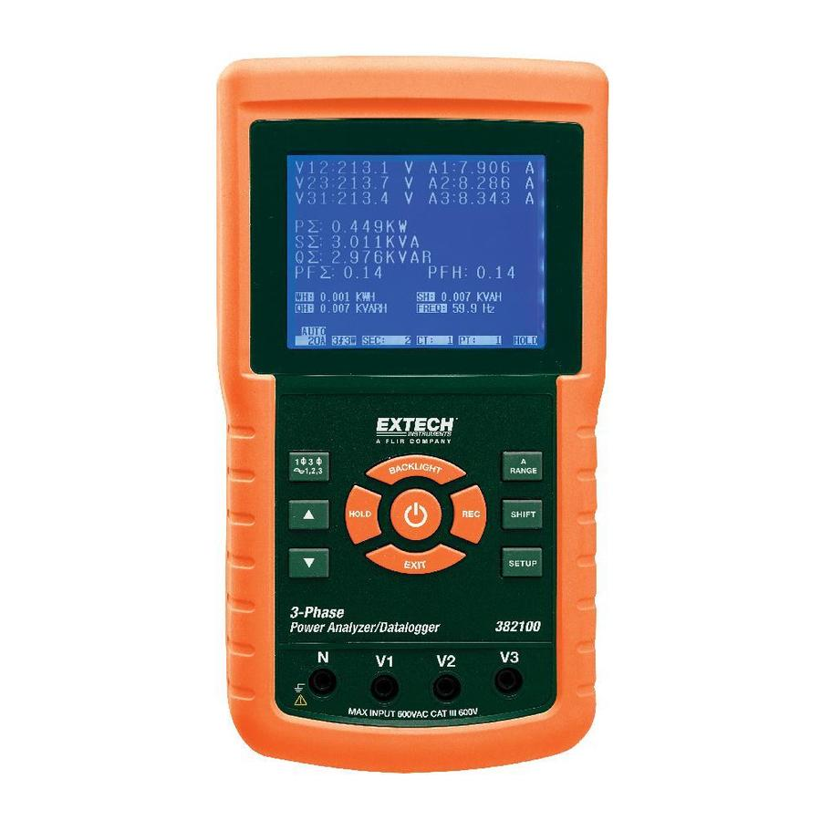 Extech Digital 600-Volt Multimeter