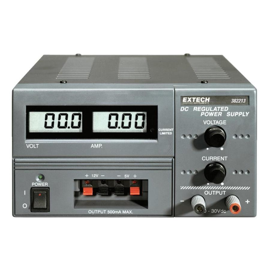 Extech Digital Battery Tester Meter
