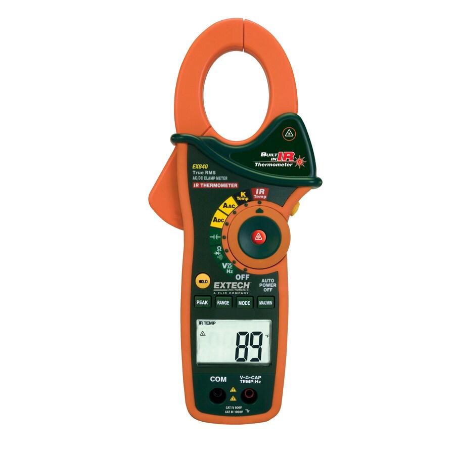 Extech Digital Clamp Meter
