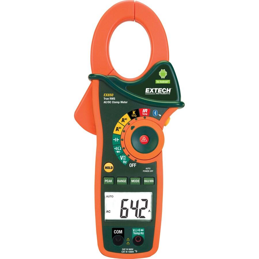 Extech Digital 1,000-Volt Clamp Meter