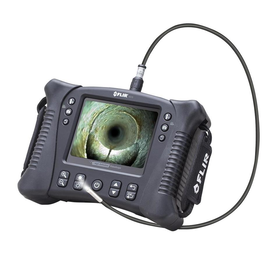 FLIR Digital Video Inspection Camera Meter