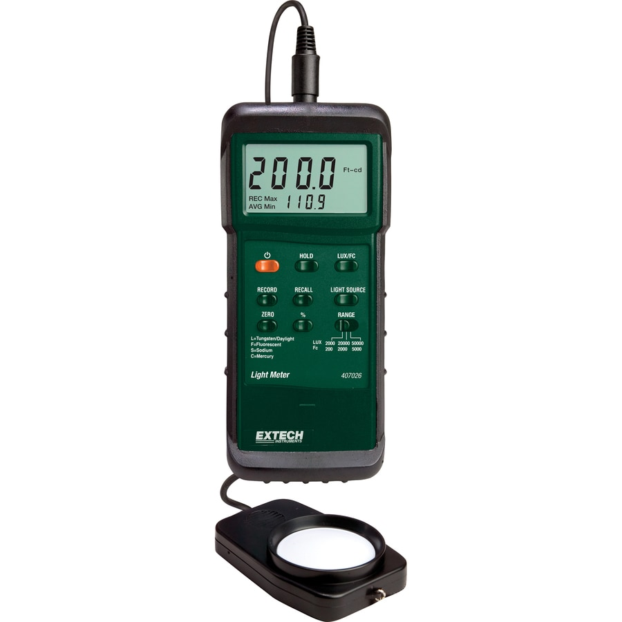 Digital Test Meters : Shop extech digital test set at lowes