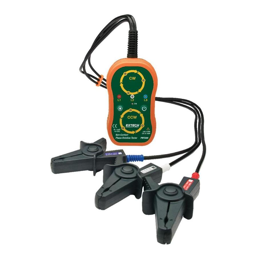 Extech Digital Voltage Detector Meter