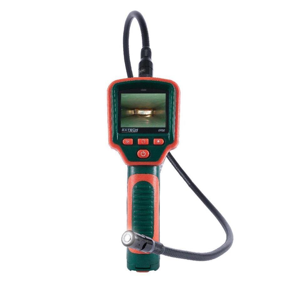 Shop Extech Digital Video Inspection Camera Meter At Lowes Com