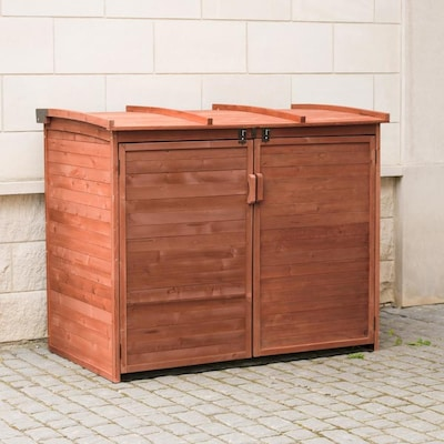 Refuse Storage Shed At Lowes