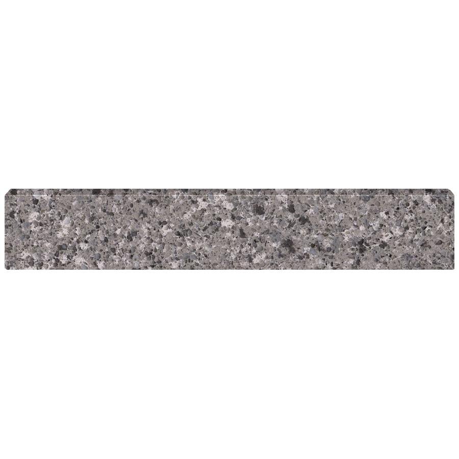 US Marble 4-in H x 21.5-in L Copenhagen Bathroom Side Splash
