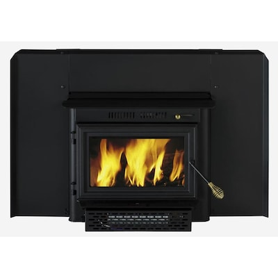 Marvelous Summers Heat 1500 Sq Ft Wood Burning Stove Insert At Lowes Com Home Remodeling Inspirations Gresiscottssportslandcom