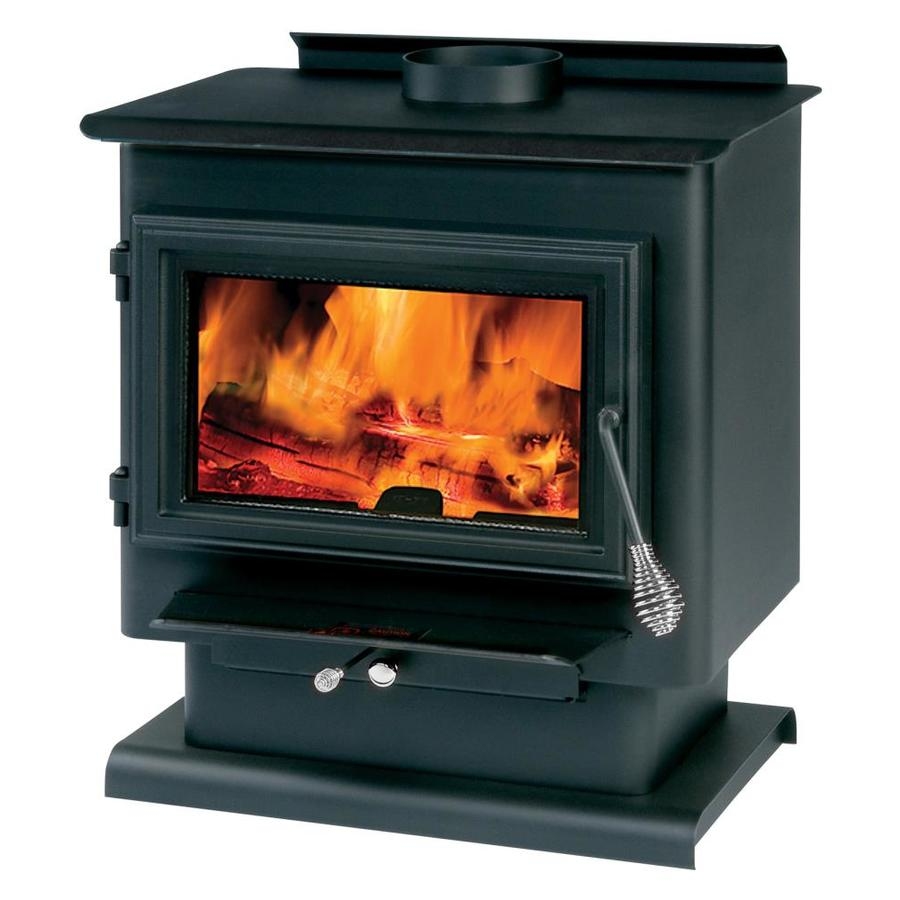 Summers Heat 1800-sq ft Wood Stove - Shop Wood Stoves & Wood Furnaces At Lowes.com
