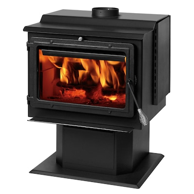 Fantastic Summers Heat 2400 Sq Ft Wood Burning Stove At Lowes Com Home Interior And Landscaping Ologienasavecom