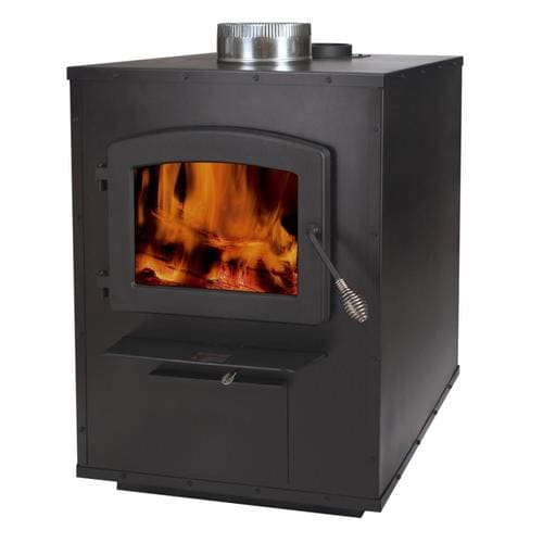 Summers Heat 3000 Sq Ft Wood Burning Furnace At Lowes Com